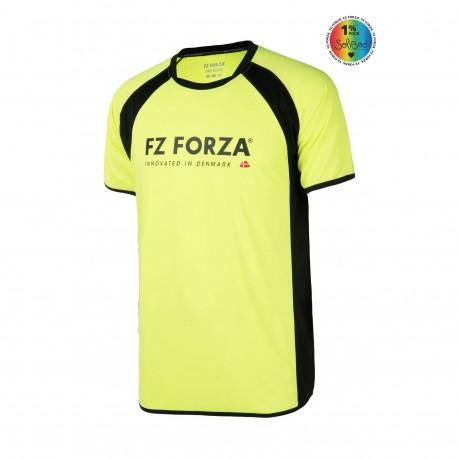 TILL M t-shirt safety yellow